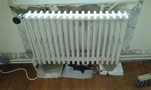 Peindre Un Radiateur En Fonte : d monter vieux radiateur en fonte ~ Dailycaller-alerts.com Idées de Décoration