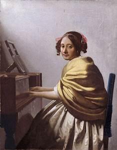 Johannes Vermeer Paintings Gallery in Chronological Order
