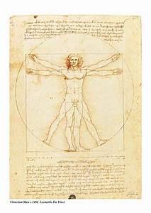 Badge Télépéage Vinci Installation : vitruvian man 1492 leonardo da vinci print popartuk ~ Medecine-chirurgie-esthetiques.com Avis de Voitures