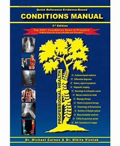 Conditions Manual Textbook