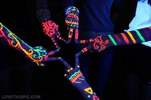 Neon Black Light Star Pictures, Photos, and Images for ...