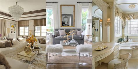 Glam Interior Design Inspiration to Take From Pinterest