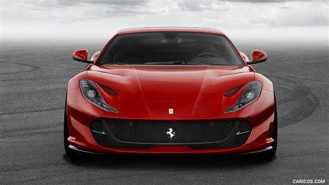 2018 Ferrari 812 Superfast Front Hd Wallpaper 5
