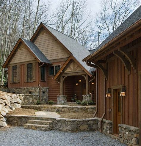 best 25 rustic home exteriors ideas on log