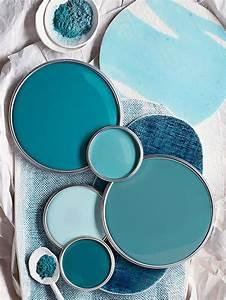Couleur Bleu Canard Deco : d co bleu canard id es et inspiration clem around the corner ~ Melissatoandfro.com Idées de Décoration
