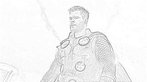 coloring pages avengers endgame coloring pages
