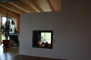 Kamin Als Raumtrenner : kachelofenhaus paulus grundofen raumteiler kamin pinterest ~ Sanjose-hotels-ca.com Haus und Dekorationen