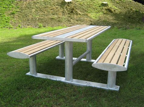 plastic composite picnic tables 91 best images about outdoor furniture bench pergola