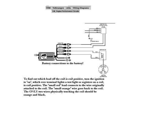 98 Vw Jettum Wiring Diagram by 1998 Volkswagen Jetta 2 0l Msd
