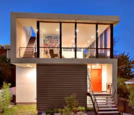 low budget home interior design modern house design on small site witin a tight budget crockett residence digsdigs