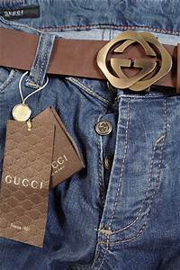 Gucci Us Size Chart Mens Designer Clothes Gucci Mens Jeans With Belt 52