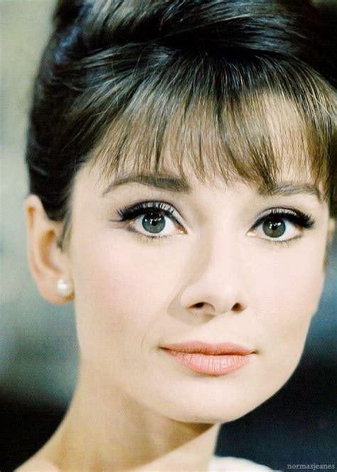 17  best ideas about Audrey Hepburn Makeup on Pinterest