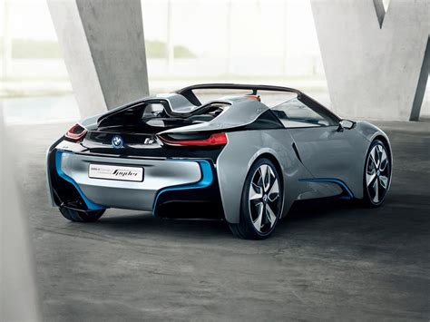 bmw i8 hybrid sports car speedfreakmiami