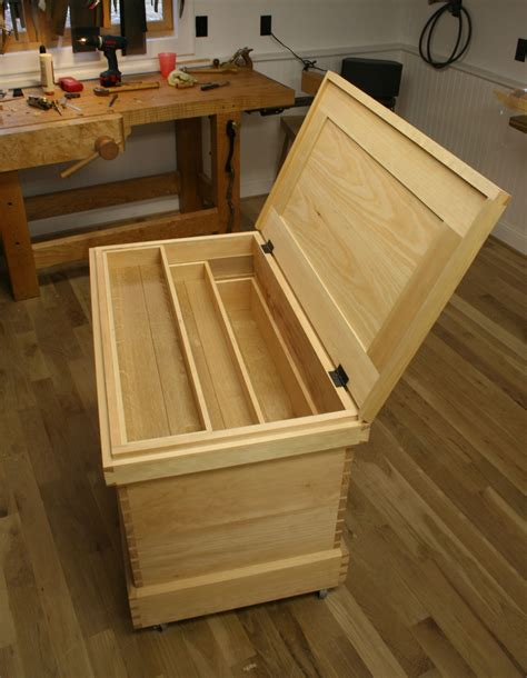 Free Woodworking Plans Jewelry Box by You Are Doing It Wrong Lost Art Press