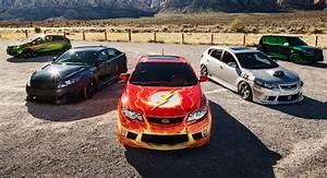 Kia's Justice League of Superhero Cars Fly into the SEMA ...