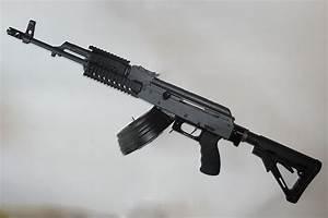 New AK rifle conversion - R&R Targets - forum.Saiga-12.com
