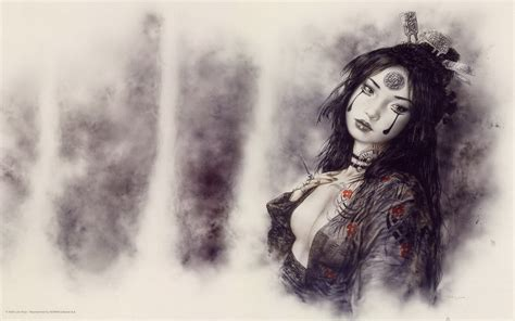 luis royo wallpaper gallery