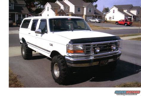 Pics Bronco Centurion Ford Forum