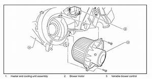 How Do I Replace The Blower Motor On A 2005 Nissan Titan