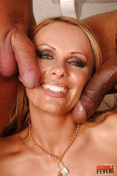 Glamorous Milf Has Interracial Sex And Gives Amazing