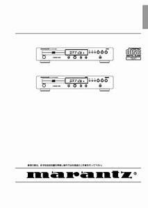 Marantz Cd6000