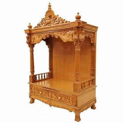 Mandir Wooden Temple Temples Vadodara Wood Furniture