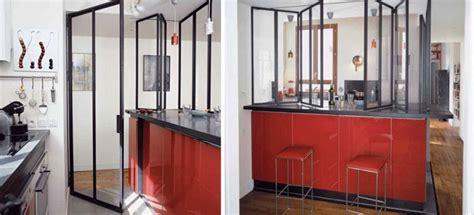 fermer une cuisine ouverte cuisine ouverte ou fermée architecture interieure conseil