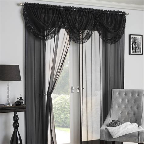 ready made lined voile curtains uk oropendolaperu org