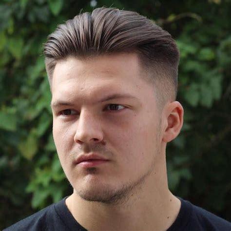 coupe de cheveux hommes  degrade long court
