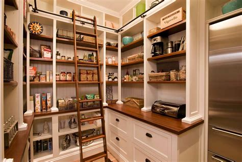 how to design a kitchen pantry 35 clever ideas to help organize your kitchen pantry 8616