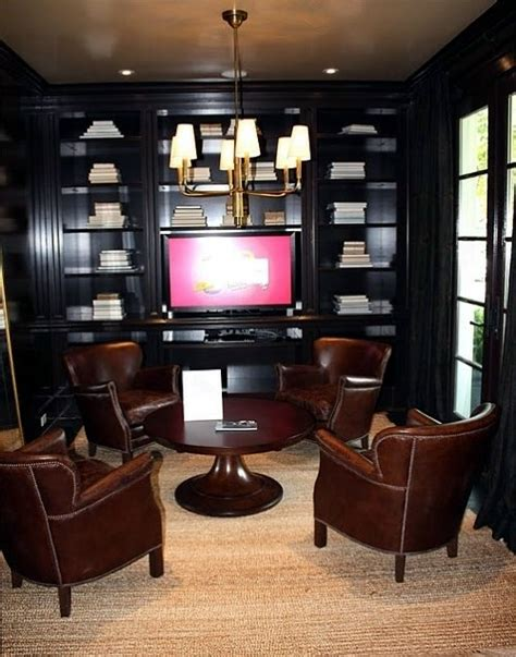 masculine office wall decor 23 interior design ideas for character and