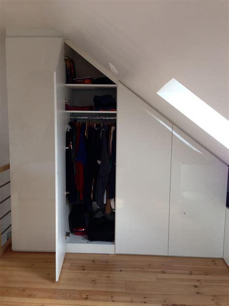 placard chambre mansard placard chambre mansarde une chambre lumineuse sous les