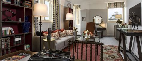 The Balmoral's Jk Rowling Suite Luxury With A Touch Of