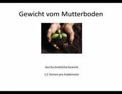 Mütterrente Berechnen : video spezifisches gewicht vom mutterboden berechnen so ~ Themetempest.com Abrechnung