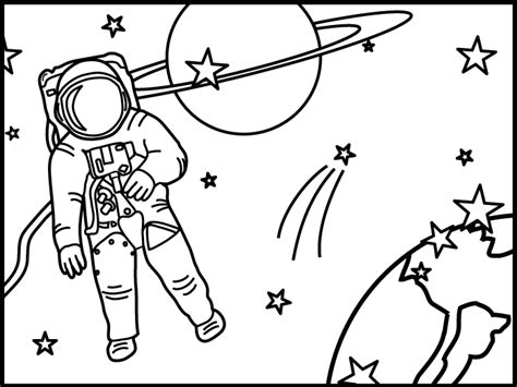 astronaut clipart black and white astronaut clipart black and white clipart panda free
