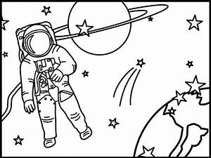 Astronaut Clipart Black And White | Clipart Panda - Free ...