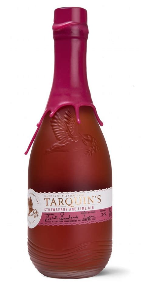 tarquins strawberry lime gin nectar imports