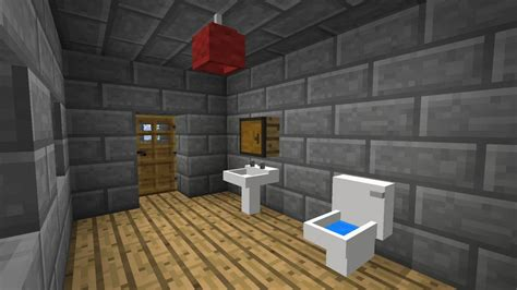 image gallery minecraft bathroom