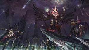 Calling evil spirit Desktop wallpapers 1024x768
