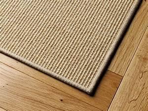 Sisal Teppich Rund 200 : sisal teppich umkettelt natur 200x300cm 100 sisal ~ Bigdaddyawards.com Haus und Dekorationen
