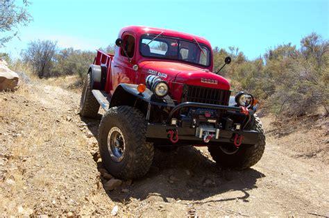 Behind The Wheel Legacy Classic Trucks Power Wagon