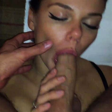 Leaked Nude Faye Brookes Sex Tape — Blowjob Is Her Thing