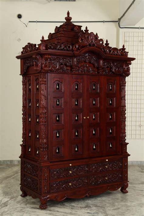 pooja cabinet online shopping image result for pooja mandir indian deities pinterest
