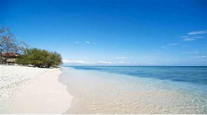 Pantai Gili Indonesia Trawangan Lombok Resort Indahnya