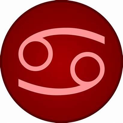 Cancer Symbol Clipart Symbols Zodiac Signs Krabbe