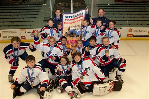 Stars Squirt Bronze Champions At Chicago Fall Classic