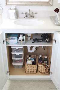 bathroom organization tips the idea room With organizing my bathroom