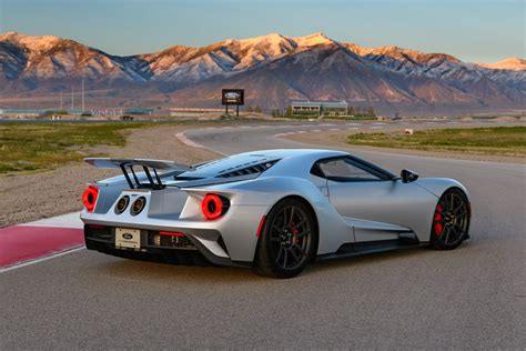Ford The Future Concept Cars 20192020 Ford Gt