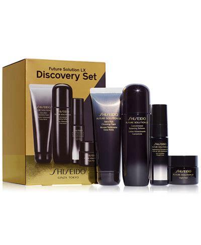Shiseido Tsubakishining Set 1 Set shiseido 4 pc future solution lx discovery set gifts