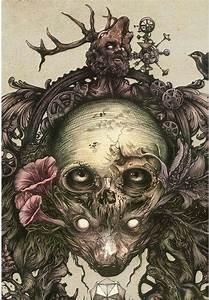 Trippy #dark #art #illustrations | Dark, Gothic, Creepy ...